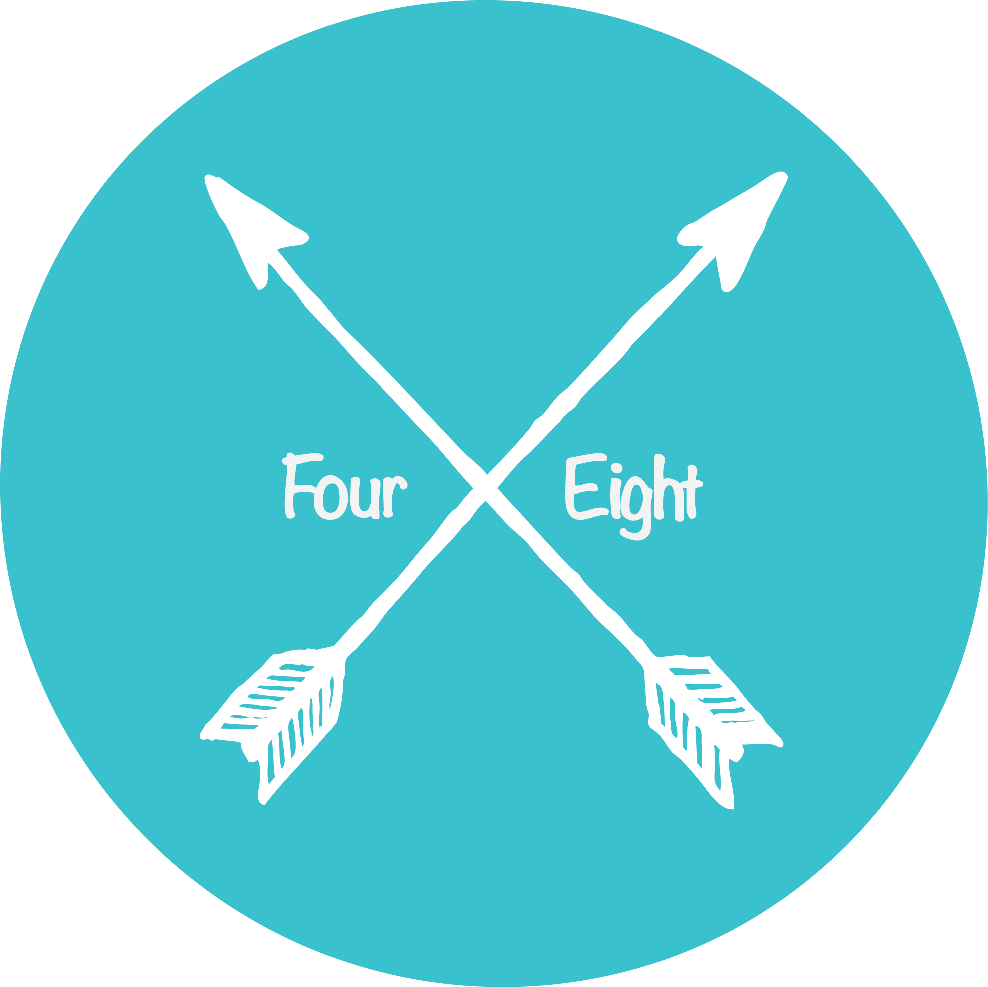 four eight - logo